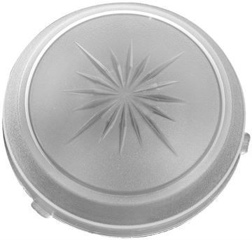 Picture of DOME LIGHT LENS 70-81 CAMARO : 8732777 MONTECARLO 71-81
