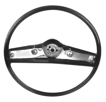 Picture of STEERING WHEEL BLACK 69 CAMARO : 3939731 MONTECARLO 70-70
