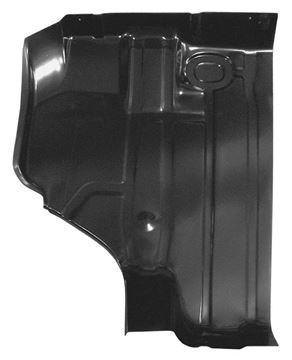 Picture of TRUNK FLOOR PAN RH 68-72 A BODY** : 1462D MONTECARLO 70-72