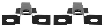 Picture of BUMPER BRACKETS REAR 1967-68 PAIR : 3629A MUSTANG 67-68