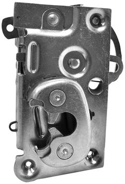 Picture of DOOR LATCH LH 1964-65 FALCON/COMET : M3616H MUSTANG 63-64