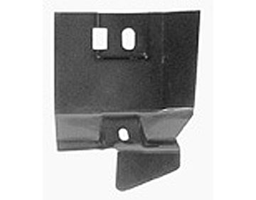 Picture of FENDER APRON EXTENSION REAR LH : 3634BL MUSTANG 64-66