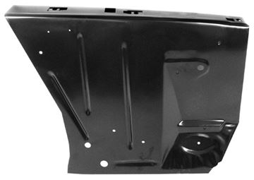 Picture of FENDER APRON FR LH 69-70 : 3634D MUSTANG 69-70