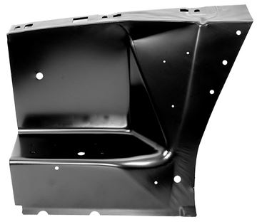 Picture of FENDER APRON FR RH 67-68 : 3634J MUSTANG 67-68