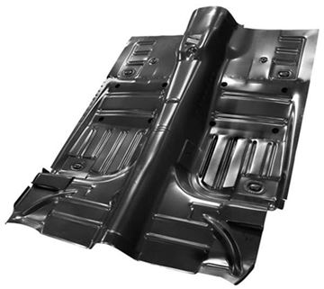 Picture of FLOOR PAN COMPLETE 1965-73 CV : 3648B MUSTANG 65-73