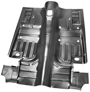 Mustang Floor Pan Complete 1969 70 Dynacorn