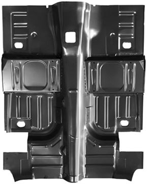 Picture of FLOOR PAN COMPLETE 65-68 CP/FB : 3648CWT MUSTANG 65-68