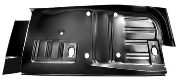 Picture of FLOOR PANEL LH 1965-68 : 3647S MUSTANG 64-68