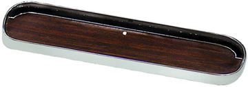 Picture of GLOVE BOX DOOR 65-66 WOOD GRAIN : 3616D MUSTANG 65-66