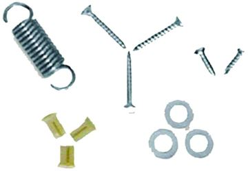 Picture of HEADLAMP ADJUSTING SCREW SET 67-68 : X3699D MUSTANG 67-68