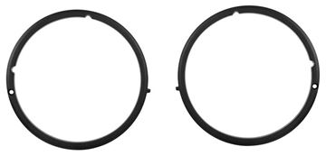 Picture of HEADLAMP BEZEL OUTER 1971-72 PAIR : X3683 MUSTANG 71-72