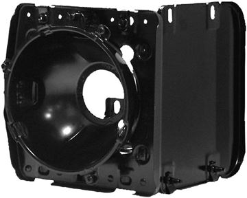 Picture of HEADLAMP HOUSING LH 71-73 : X3699F MUSTANG 71-73