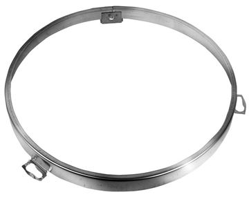Picture of HEADLAMP RETAINING RING 65-68 & 70 : X3694 MUSTANG 65-70