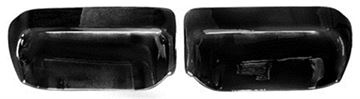 Picture of HOOD LOUVER PAIR 71-73 : M3643B MUSTANG 71-73