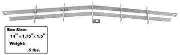Picture of HOOD SCOOP GRILLE 69-70 : M3585A MUSTANG 69-70