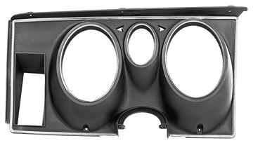 Picture of INSTRUMENT BEZEL 1971-73 : M3548DB MUSTANG 71-73