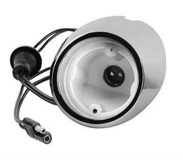 Picture of LAMP HOUSING, BACKUP RH 1967-68 : L3604 MUSTANG 67-68
