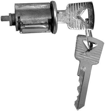 Picture of LOCK IGNITION 1965-66 : CL-1401 MUSTANG 60-66
