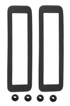 Picture of MARKER LAMP BEZEL FRONT 71/3 PAIR : L3664 MUSTANG 71-73