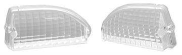 Picture of PARK LAMP LENS 69-70 PAIR : L3660B MUSTANG 69-70