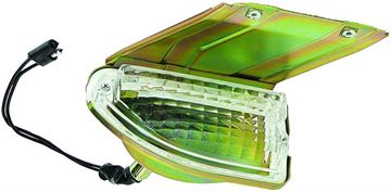 Picture of PARKING LAMP ASSY RH 70 : L3660G MUSTANG 70-70