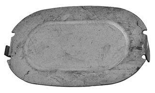 Picture of PLUG FLOOR PAN 1979-93 : 3648XD MUSTANG 79-93
