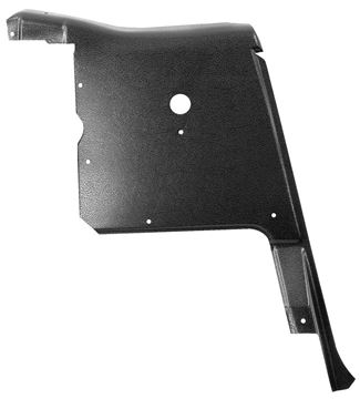 Picture of QUARTER INTERIOR TRIM LH 65-66 : 3645B MUSTANG 65-66