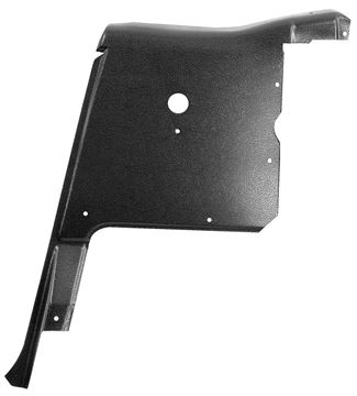 Picture of QUARTER INTERIOR TRIM RH 65-66 : 3645A MUSTANG 65-66