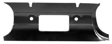 Picture of RADIO PLATE 65-66 : M3522 MUSTANG 65-66