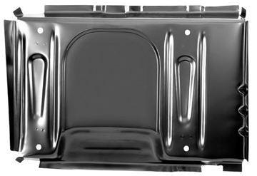 Picture of SEAT PLATFORM RH 69-70 LOW PROFILE : 3647YAWT MUSTANG 69-70