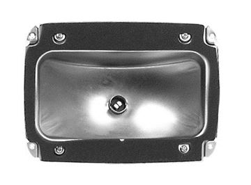 Picture of TAIL LAMP HOUSING 1965-66 : 3643N MUSTANG 65-66