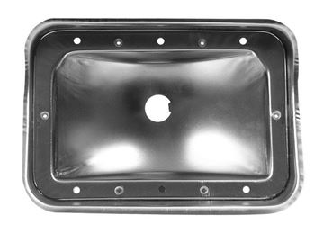 Picture of TAIL LAMP HOUSING 67-68 : 3643M MUSTANG 67-68