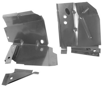 Picture of TORQUE BOX LH 1969-70 COUPE & FB : 3655AWT MUSTANG 69-70