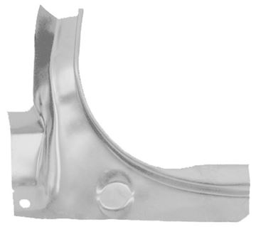 Picture of TRUNK REAR CORNER LH 1967-68 CP/CV : 3649DWT MUSTANG 67-68