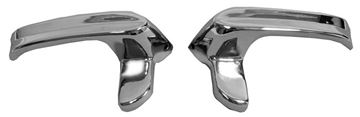 Picture of VENT WINDOW HANDLE 65-66 PAIR : 3641G MUSTANG 65-66