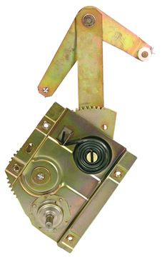 Picture of WINDOW REGULATOR QTR LH 65-7 CP/CV : M3699 MUSTANG 65-67