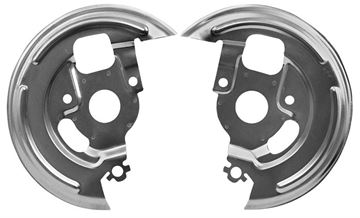 Picture of BRAKE/DISC BACKING PLATE 70-81 PAIR : 1006H NOVA 75-79