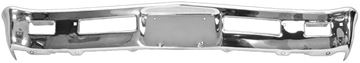 Picture of BUMPER FRONT CHROME 68-69 : 1612 NOVA 68-69