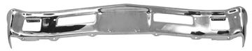 Picture of BUMPER FRONT CHROME 70-72 : 1613 NOVA 70-72