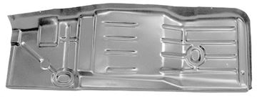 Picture of FLOOR PAN FULL LH 1968-74 : 1635WT NOVA 68-74
