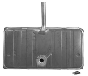Picture of GAS TANK 71-72 WO/EEC : T28A NOVA 71-72