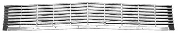 Picture of GRILLE 1968-69 STD : M1612 NOVA 68-69