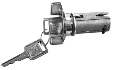 Picture of LOCK IGNITION LATER 1969-78 : 102 NOVA 69-78