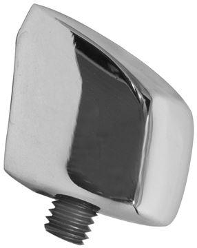 Picture of LOCKING KNOB SEAT BACK CHROME 67-70 : K75 NOVA 68-72