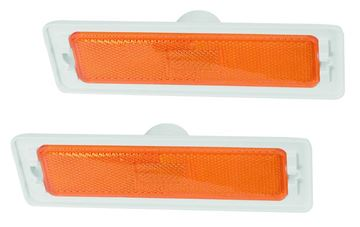 Picture of MARKER LAMP ASSY FRONT 70-74 PAIR : M1649C NOVA 70-74