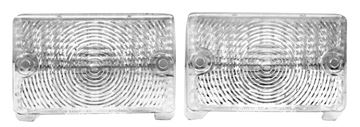 Picture of PARKING LAMP LENS 70 PAIR : M1647 NOVA 70-70