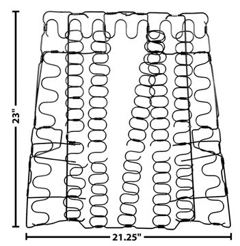 Picture of SEAT BACK SPRING RH=LH 66-72 : 1402L NOVA 68-72