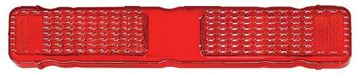 Picture of TAIL LAMP LENS 1968 RS 68-68 : M1039G CAMARO 68-68