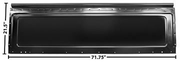 Picture of BED FRONT PANEL 73-87 73-87 : 1119H CHEVY PICKUP 73-87