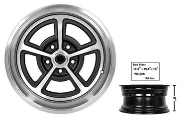Picture of GM MAGNUM ALLOY WHEEL 17 X 8 : GW178